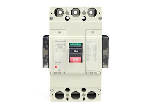 三菱 ノーヒューズ遮断器 NF400-SW 3P 300A B