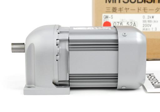 三菱 ギヤードモータ GM-S-0.2KW-1:3(4P)