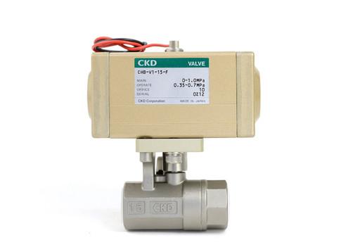 CKD 2ポート弁 CHB-V1-15-F