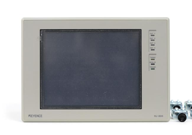 キーエンス グラフィックアナログコントローラ RJ-800