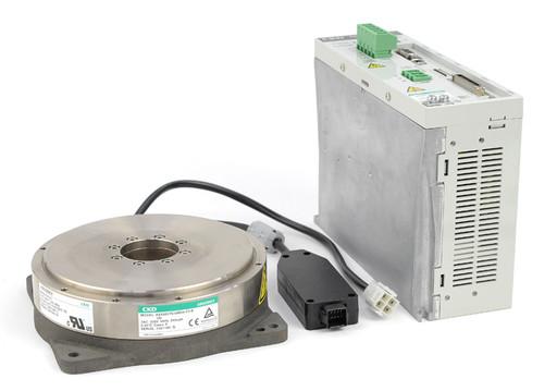 CKD アクチュエータとドライバのセット AX4009TS-DM04-P3-S-U0+AX9000TS-U0