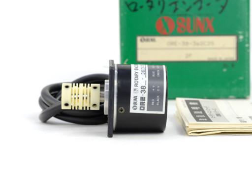 SUNX ロータリーエンコーダ ORE-38-360C05
