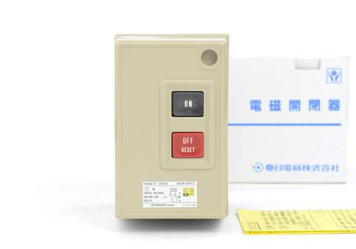春日電機 電磁開閉器 MUK12HS004