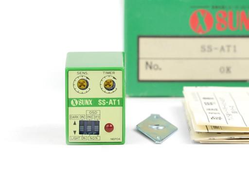 SUNX スーパースモールビームセンサ用アンプユニット SS-AT1(0K)