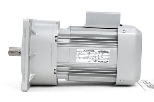 三菱 ギヤードモータ GM-SF 0.4kW 1/10