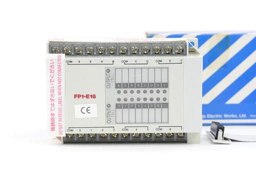 NAIS 増設ユニット FP1-E16YT
