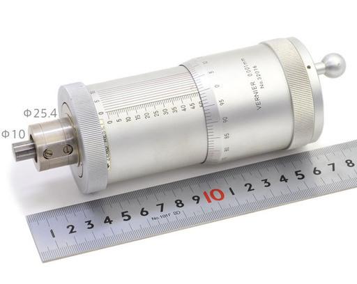 Nikon マイクロメーターヘッド