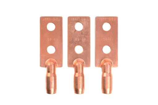 ニチフ 硬銅より線用圧縮端子 C2-60 3個入り