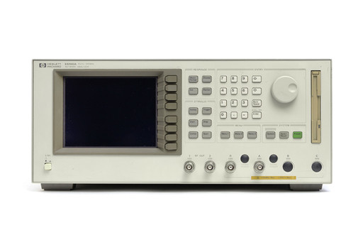 HP ネットワークアナライザ E5100A(Rev:02.13)