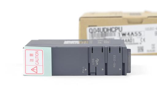 三菱 CPUユニット Q04UDHCPU(Ver.B) (17年製)