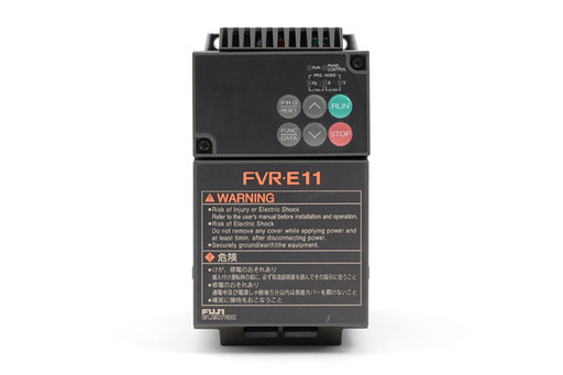 富士電機 インバータ FVR0.75E11S-2