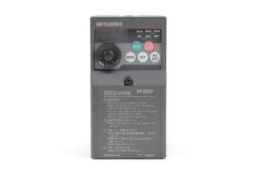 三菱 インバータ FR-D720-0.4K