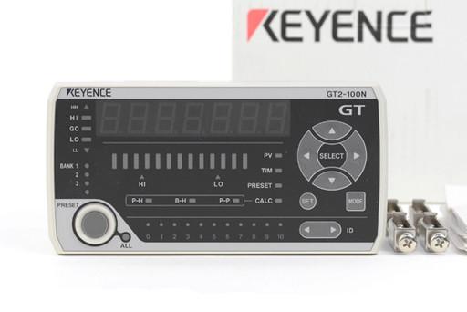 キーエンス  アンプユニット GT2-100N