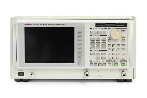 アドバンテスト ネットワークアナライザ R3765BH