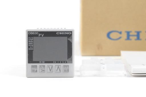 チノー 指示調節計 DB630100000-10A