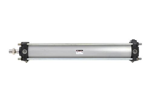 SMC エンドロック付き大径エアシリンダ CDBA1BN80-500-HN