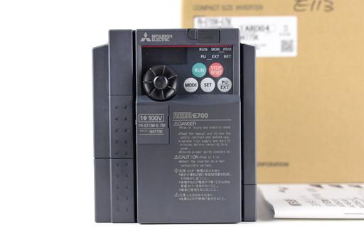 三菱 インバータ FR-E710W-0.75K