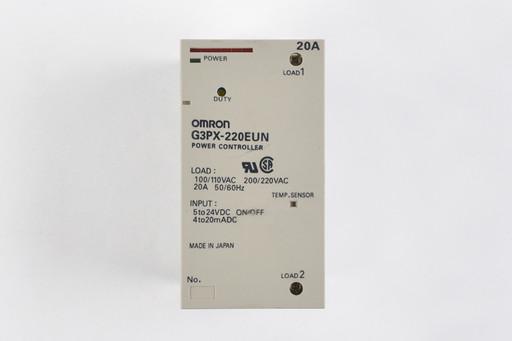 オムロン 電力調整器 G3PX-220EUN