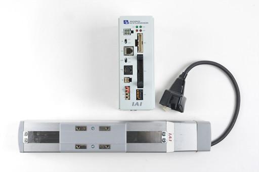 IAI ロボシリンダとコントローラのセット RCS-SA6-I-30-M-100-NM
