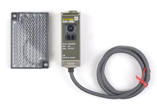 オムロン 透明ボトルセンサ E3S-CR62
