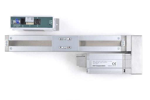 IAI ロボシリンダ(スライダタイプ)とコントローラのセット RCP3-SA4R-I-35P-5-200-P1-S-CJB-ML