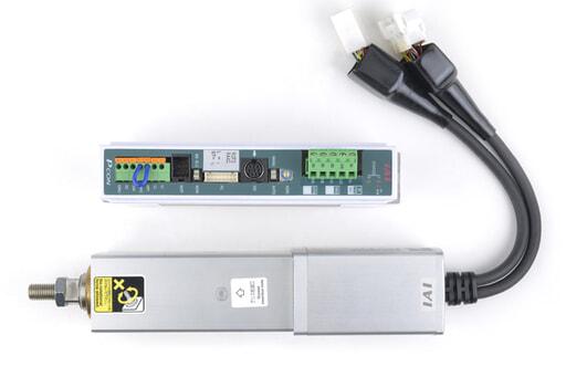 IAI ロボシリンダ(ロッドタイプ)とコントローラのセット RCP2-RA4C-I-42P-5-50-P1-M