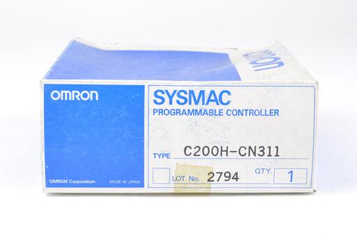 オムロン I/O接続ケーブル C200H-CN311