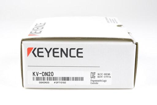 キーエンス DeviceNetユニット KV-DN20