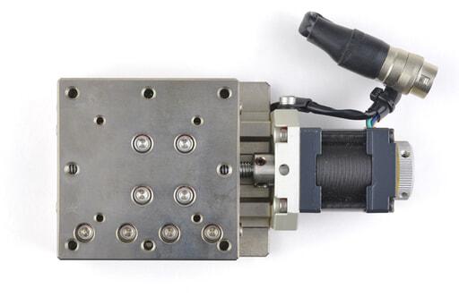 中央精機 自動X軸ステージ ALS-602-HG1M