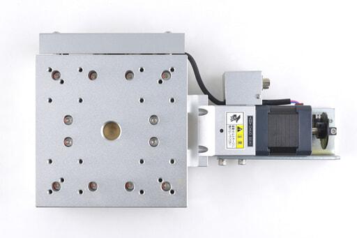 中央精機 自動傾斜ステージ ATS-120-HP