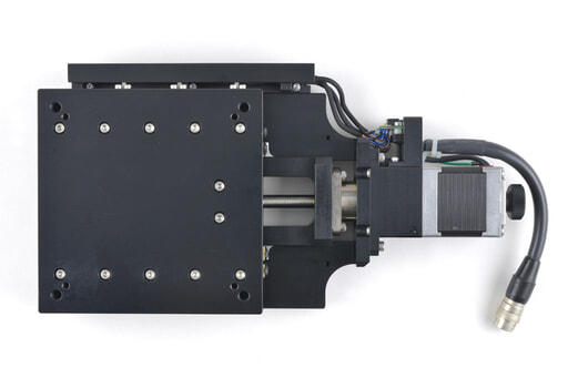 駿河精機 自動X軸ステージ KX1250C-R(CCWリミットのセンサ故障)
