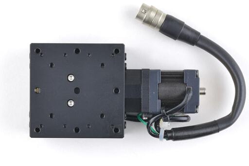 駿河精機 自動X軸ステージ KS101-20-1