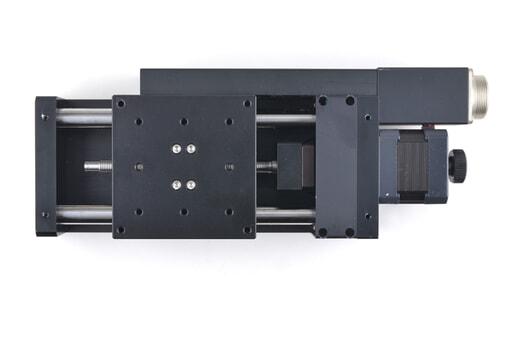 駿河精機 自動X軸ステージ KS121-60
