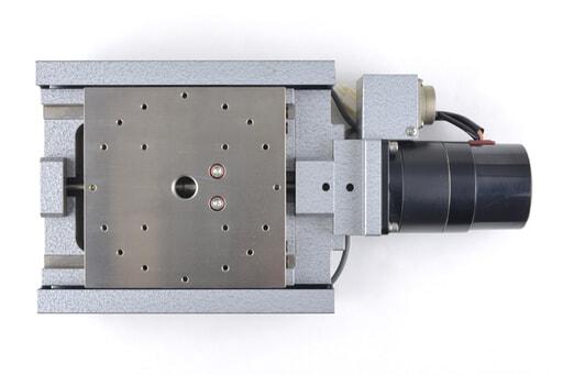 中央精機 自動X軸ステージ PSU-60