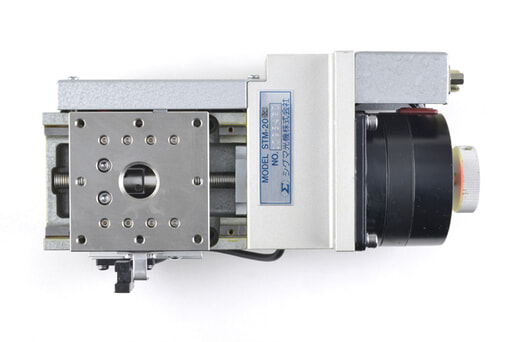 シグマ光機 自動X軸ステージ STM-20X