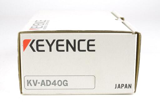 キーエンス 高精度A/D変換ユニット KV-AD40G