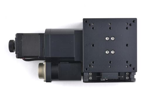 駿河精機 自動X軸ステージ KS102-30