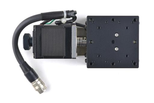 駿河精機 自動X軸ステージ EK101-20MS