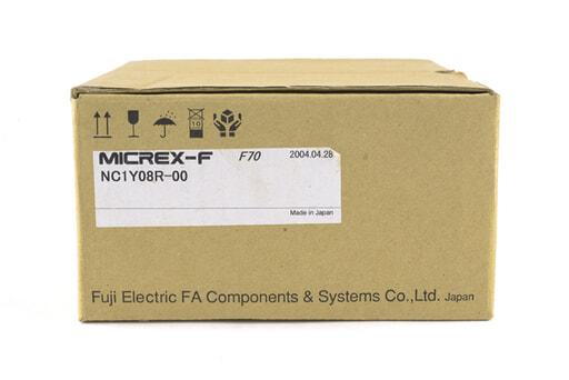 富士電機 出力モジュール NC1Y08R-00 (04年4月製)