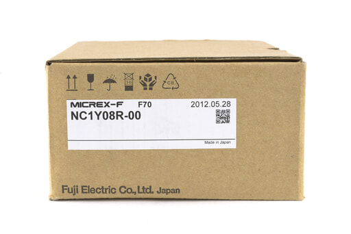 富士電機 出力モジュール NC1Y08R-00 (12年5月製)