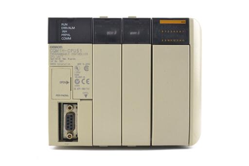 オムロン CPUユニット CQM1H-CPU51 (11年3月製)