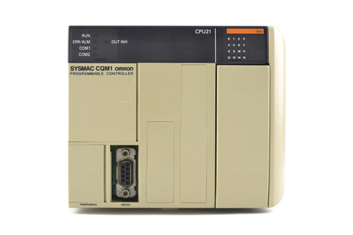 オムロン CPUユニット CQM1-CPU21 (99年7月製)