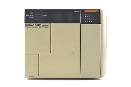 オムロン CPUユニット CQM1-CPU11 (96年7月製)