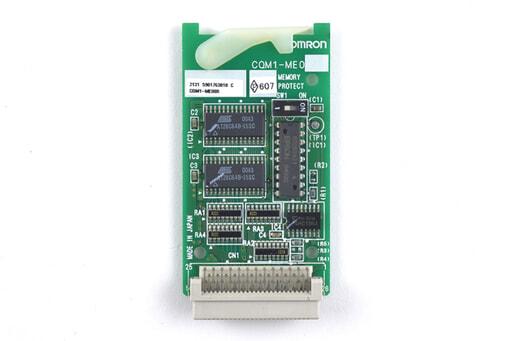 オムロン メモリカセット CQM1-ME08K (11年3月21日製)