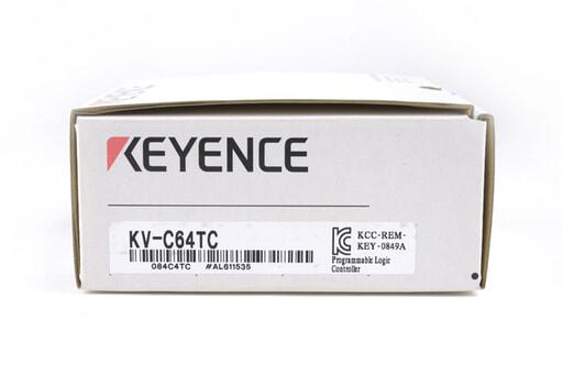 キーエンス 64点コネクタ トランジスタ(シンク) KV-C64TC