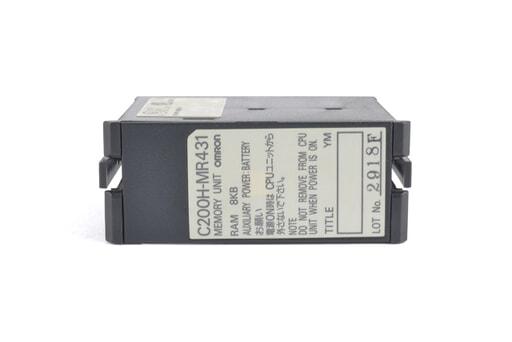 オムロン メモリユニット C200H-MR431 (98年1月製)