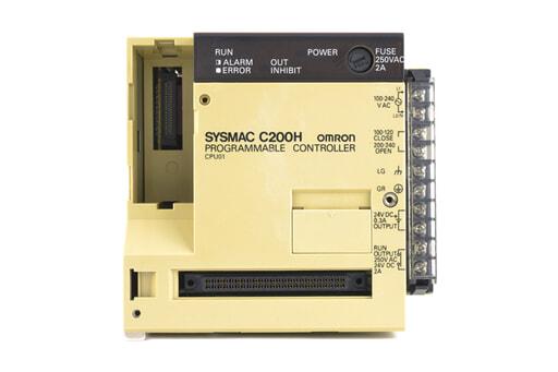 オムロン CPUユニット C200H-CPU01 (94年3月製)