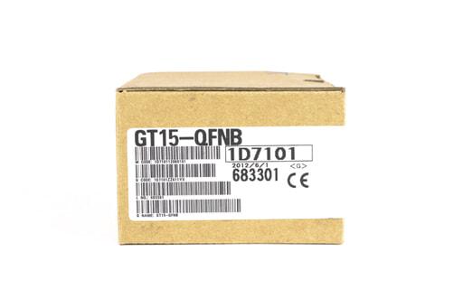 三菱 オプション機能ボード GT15-QFNB (12年5月製)
