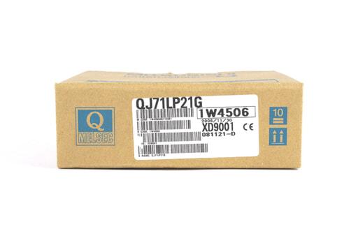 三菱 MELSECNET/Hネットワークユニット QJ71LP21G (06年製)
