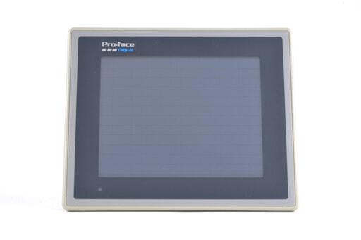 デジタル タッチパネル GP377-LG41-24V (05年7月製・バックライト消耗)